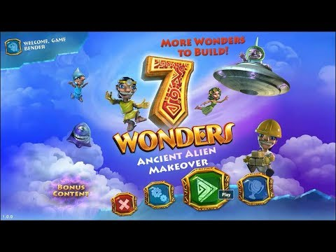 7 Wonders Ancient Alien Makeover Video Game - Mision Mexıco |