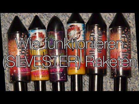 025 Wie funktionieren (Silvester)Raketen