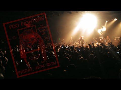Foo Fighters - Showbox Market - Seattle, WA 11.28.14