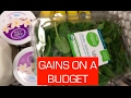 MAKING GAINS ON A BUDGET EP1