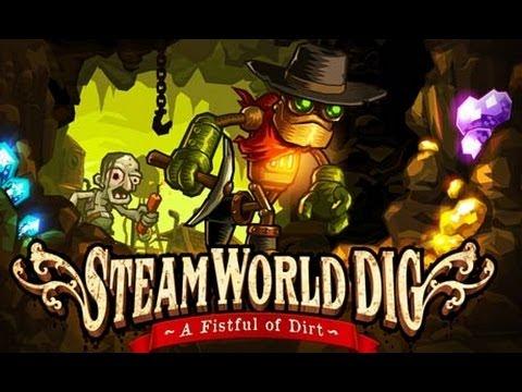 GameLiveStory #1 - SteamWorld Dig