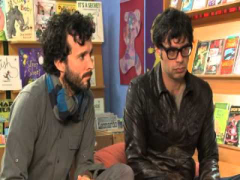 Flight of the Conchords - Feel Inside (and stuff like that) + Interviews