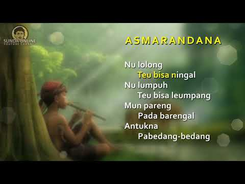 Pupuh - Asmarandana