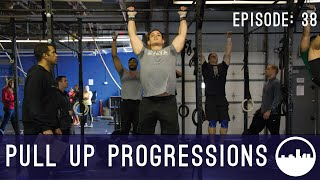 Pull up progressions [HD] - Movement RVA Episode 38
