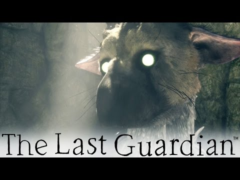 The Last Guardian - Meeting My New Friend (1)