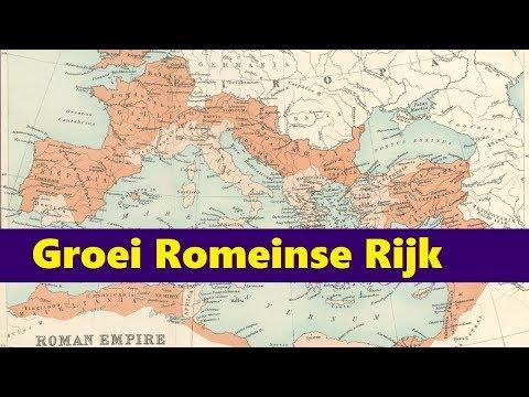 Groei Van Het Romeinse Rijk | Tijdvak 2, KA6