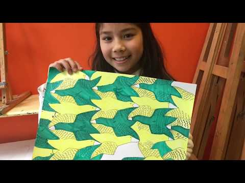 How To Make A Tessellation - The Easy Way