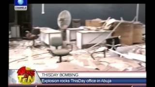 Thisday bombing