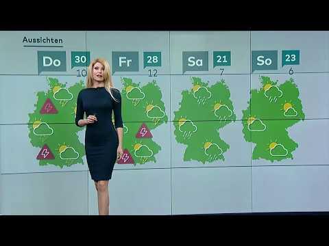 N24 Wetter - Der bislang wärmste Tag des Jahres!