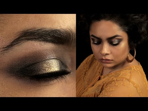 How to do Eye Strobing - Smokey Eyes Makeup - Glamrs