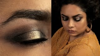 How to do Eye Strobing - Smokey Eyes Makeup - Glamrs