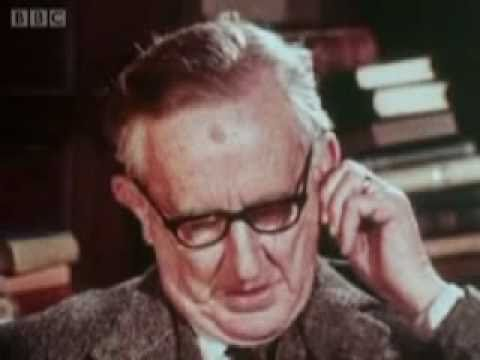 BBC Archival Footage-In Their Own Words British Authors J.R.R. Tolkien Part 2
