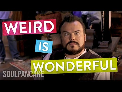Jack Black Wants to See Your Weird