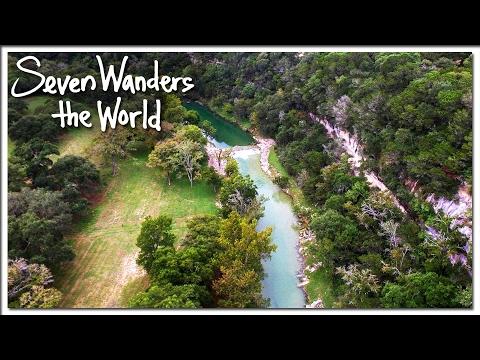 Hiking Barton Creek Austin TX E159