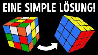 Schnell rubiks lösen cube Jumbo Spiele