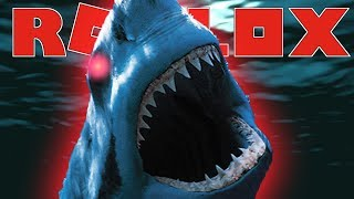 MORSURE DE REQUIN (FR) Roblox Adventures - Gameplay Roblox