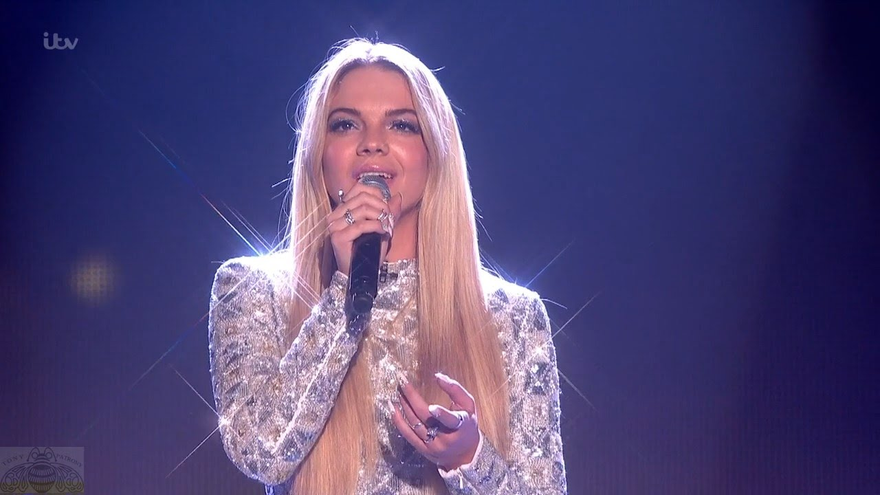 The X Factor UK 2015 S12E28 Live Shows Week 7 Finals Results Louisa Johnson  Winner's Single Full