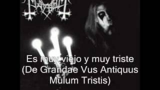 Mayhem - De Mysteriis Dom Sathanas (Subtitulado)