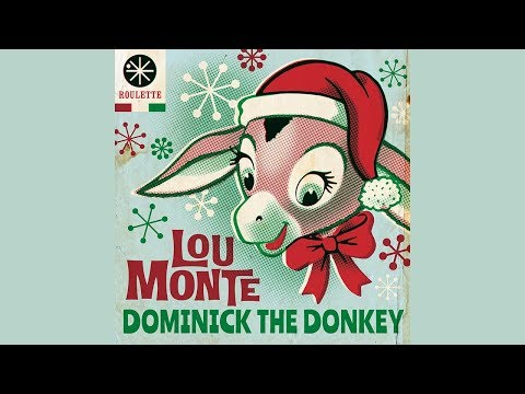 Rich Lauber - The Ultimate Cult Christmas Song: Lou Monte's Dominick The Donkey