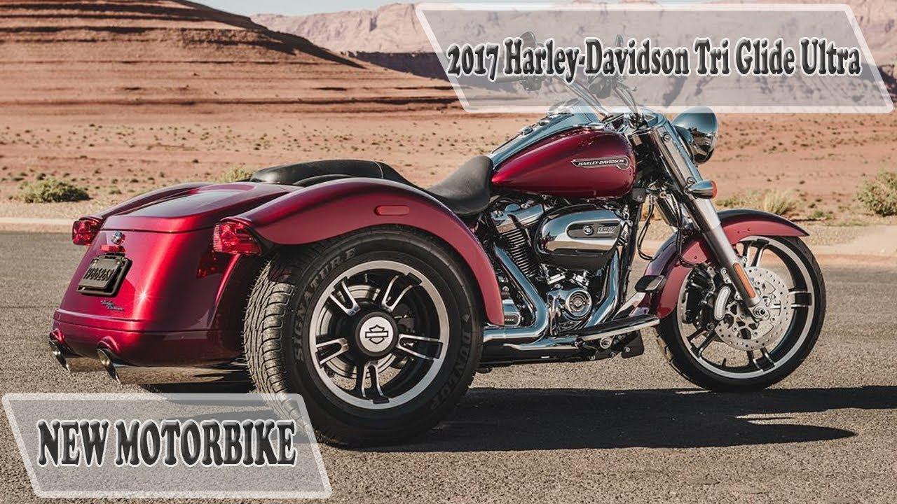 2017 Harley Davidson Tri Glide Ultra Review: Harley Davidson Tri Glide Ultra Review 2017