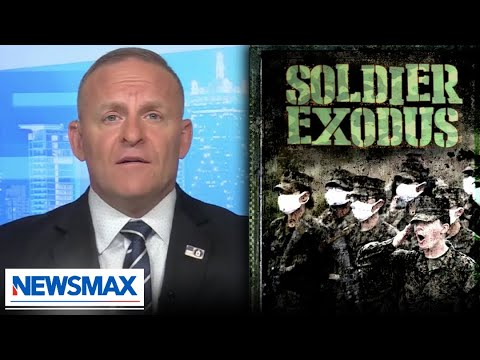 Our soldiers are resigning, thanks Biden   STINCHFIELD