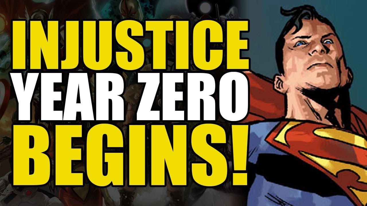Injustice Prequel: Injustice Year Zero | Comics Explained