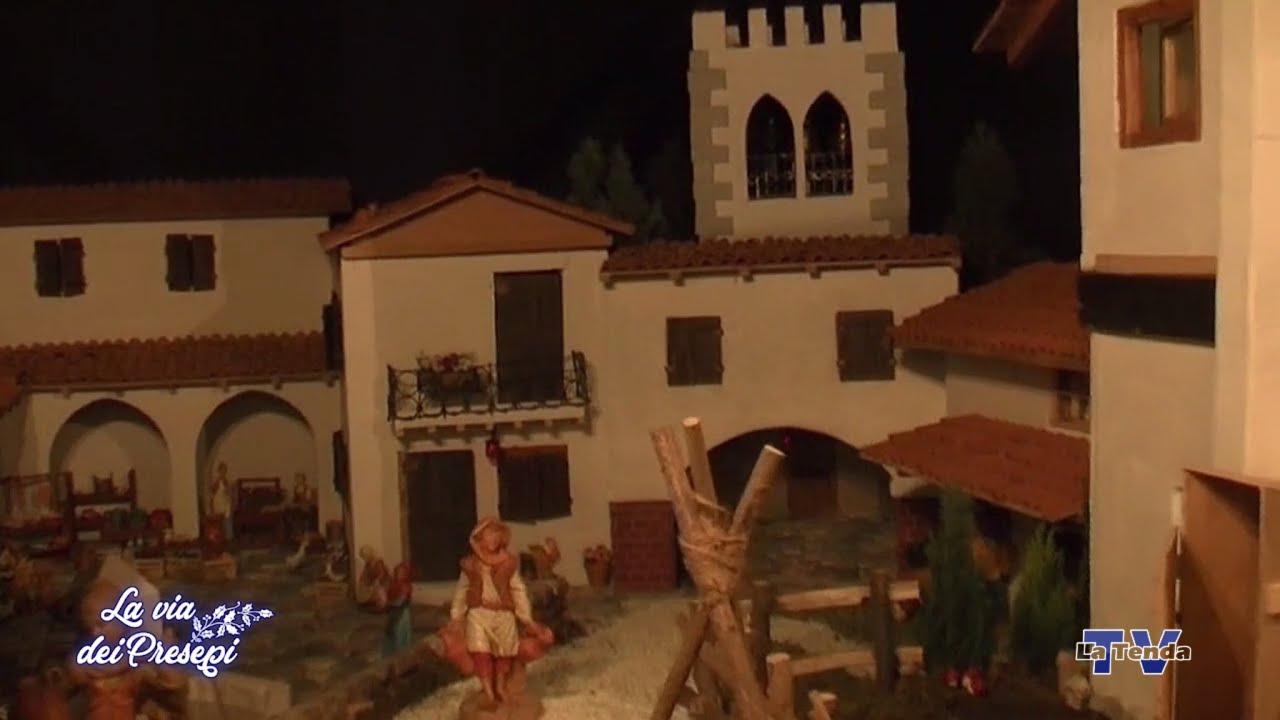 La via dei Presepi - 14 - Castello Roganzuolo