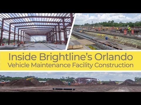 Inside Brightline's Orlando