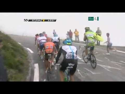 Cycling Tour de France 2010 Part 7