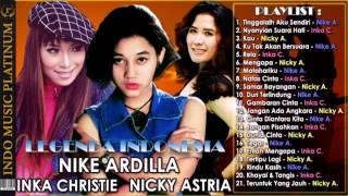 Download lagu NIKE ARDILLA INKA CHRISTIENICKY ASTRIA MP3