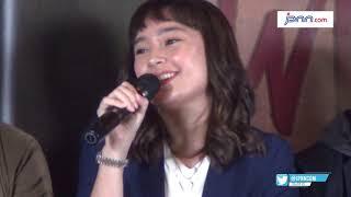 Main Film Horor Komedi, Tatjana Saphira Lawan Rasa Takut - JPNN.COM