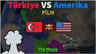 Türkiye ve Amerika - Savaşır'sa Ne Olur ? - Film 2018 - 2019 !