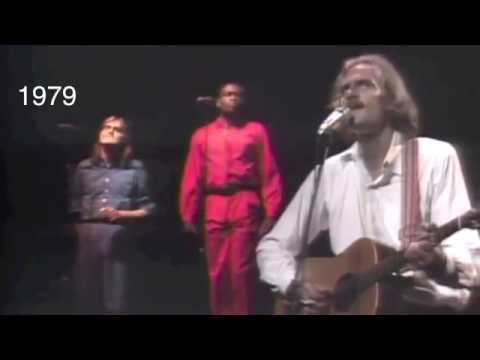 45 years of Carolina in My Mind by James Taylor -- live time warp