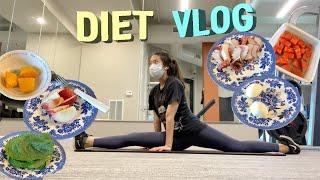 [다이어트 브이로그] Diet Vlog 탄수화물 먹으면…