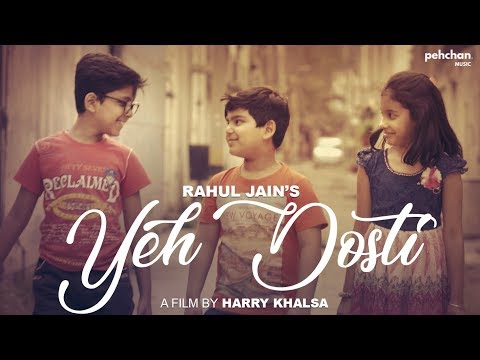 Yeh Dosti Hum Nahi Todenge - Rahul Jain | Unplugged Cover | Sholay | Pehchan Music | Friendship Song