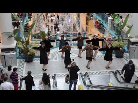 The Monopoly Affair Flash Mob @ The Bay Centre
