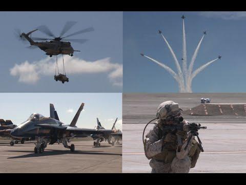 U.S. Marine Corps Air Station Miramar Air Show 2015 - Day 1