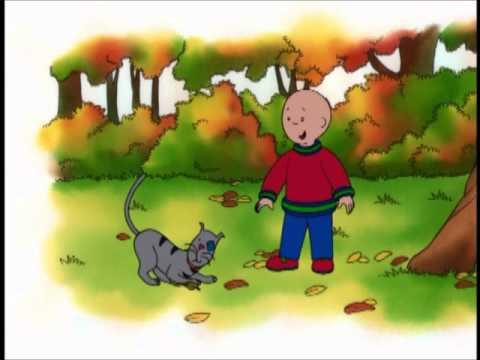 Caillou's Holidays