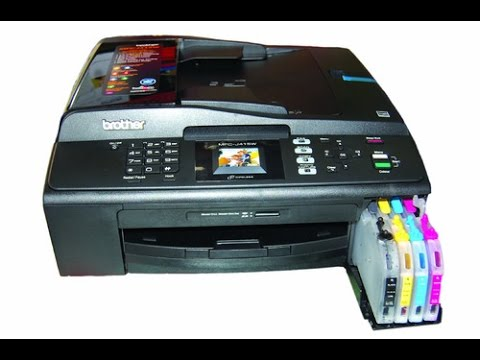 Brother MFC-J435W Printer Driver Download