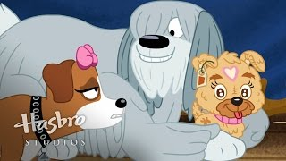 Pound Puppies - The Last Buttercup Toy