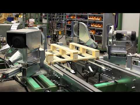 IMH Pallet manufacturing