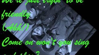 The Monkees Theme Song Lyrics
