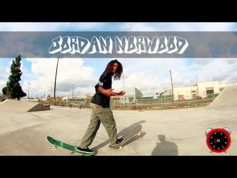 Wake and Skate - featuring Jordan Norwood