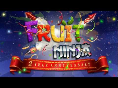 Fruit Ninja - Enter Gutsu and Truffles!