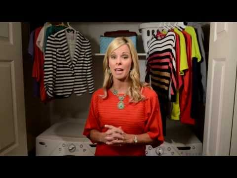 Take the Pledge for a Safe Laundry Room and Routine