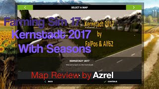 "[""ls17"", ""fs17"", ""farming simulator 17"", ""letsplay"", ""azrel live"", ""azrel sutcliffe"", ""map review"", ""map"", ""kernstadt"", ""kernstadt 2017"", ""map walkthrough""]"