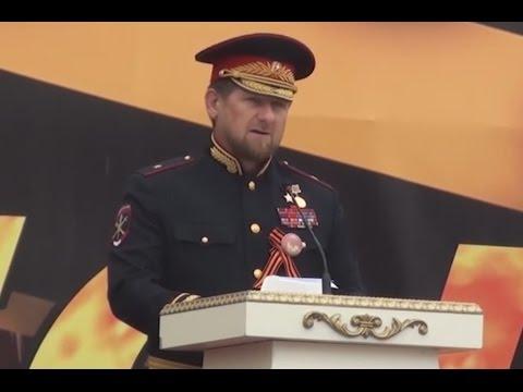 Кадыров вместо Путина