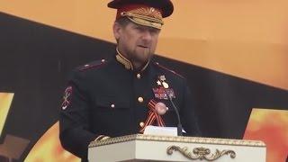 Кадыров вместо Путина на выборах 2018