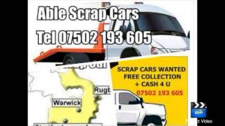 shopvido.com - 3483 - SCRAP CAR COMPANY COVENTRY For sale