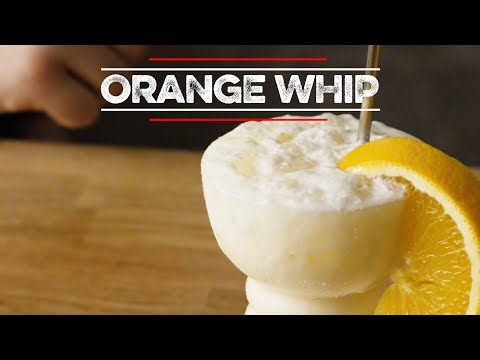"""The Blues Brothers """"Orange Whip""""   How to Drink"""